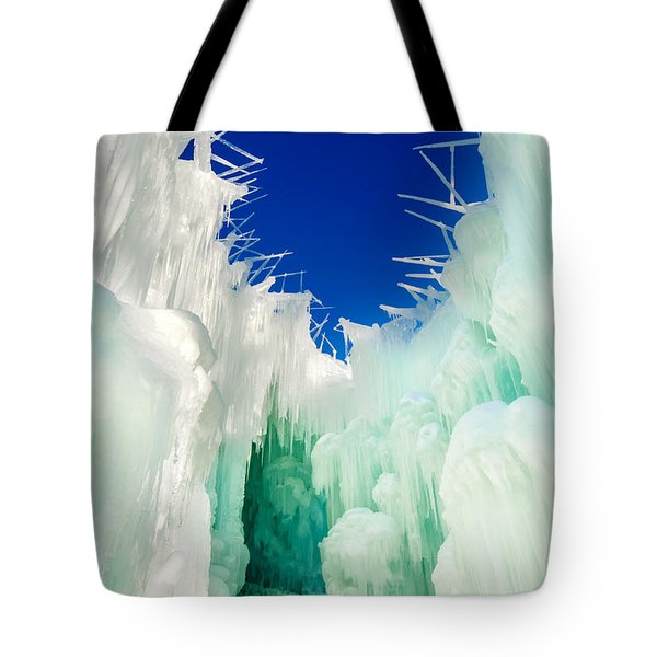 The Gauntlet Tote Bag
