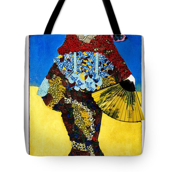 The Geisha Tote Bag