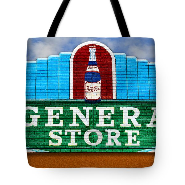 The General Store Tote Bag