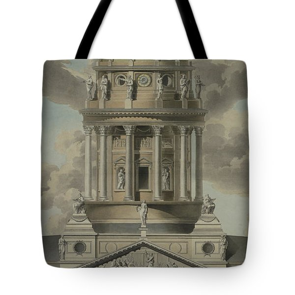The German Cathedral On The Gendarmenmarkt Tote Bag