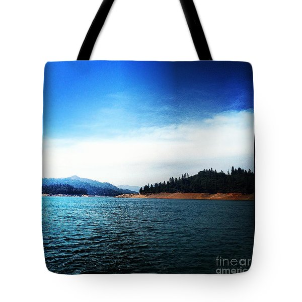 Tote Bag featuring the photograph The Getaway by Luther Fine Art