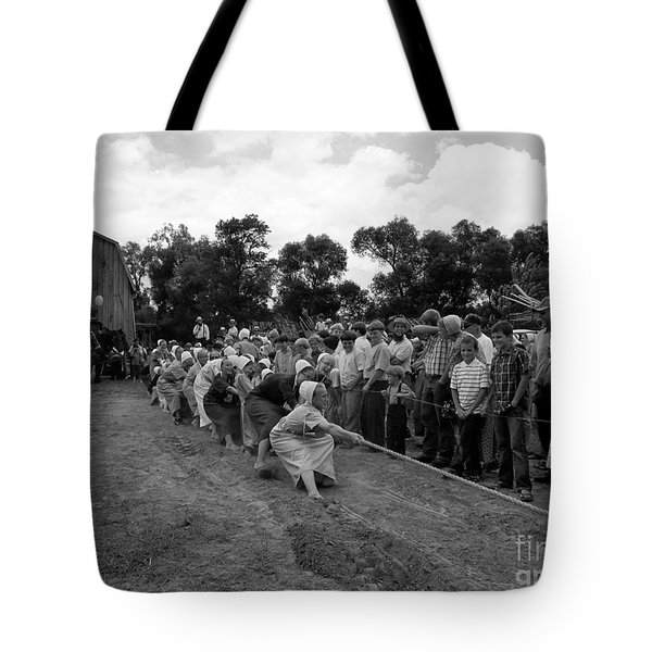The Girls Can Do It Too Tote Bag by Tina M Wenger