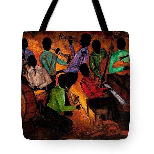 The Gitdown Hoedown Tote Bag