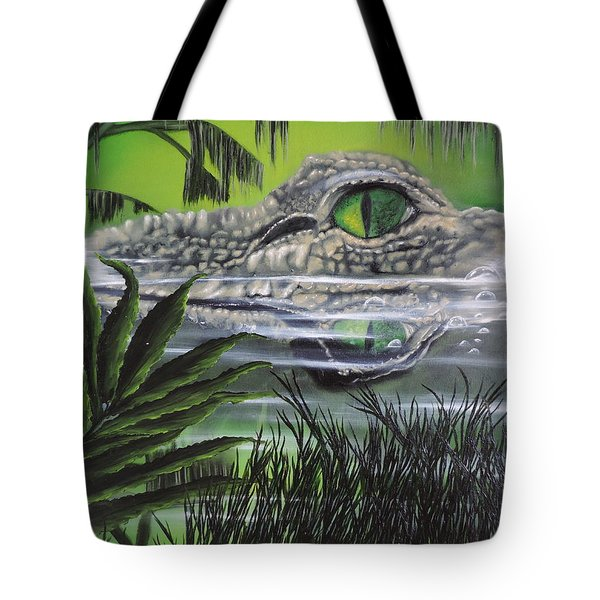The Glades Tote Bag