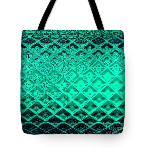 The Glass Sea Tote Bag
