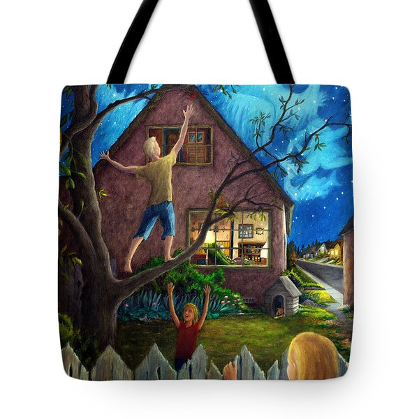 The Gleaners Tote Bag by Matt Konar