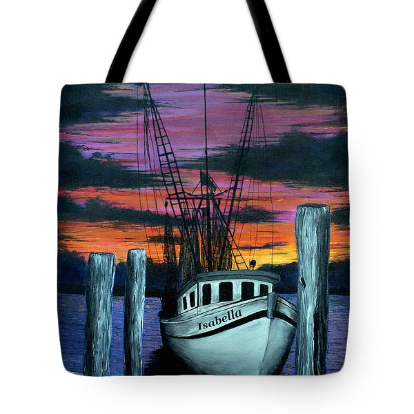 The Gloaming Tote Bag by Jeff McJunkin