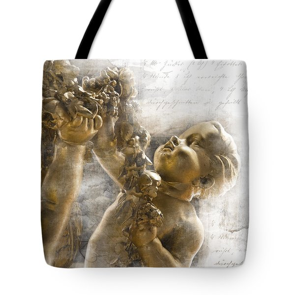 The Glory Of France Tote Bag