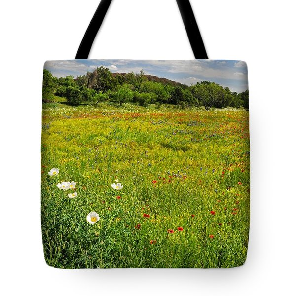 The Glory Of Spring Tote Bag by Lynn Bauer