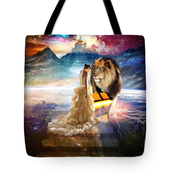 The Glory Season Tote Bag