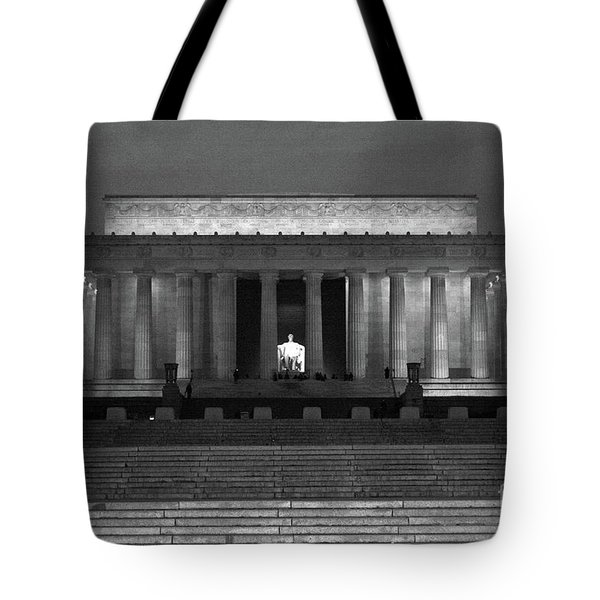 The Glow Of Leadership Tote Bag
