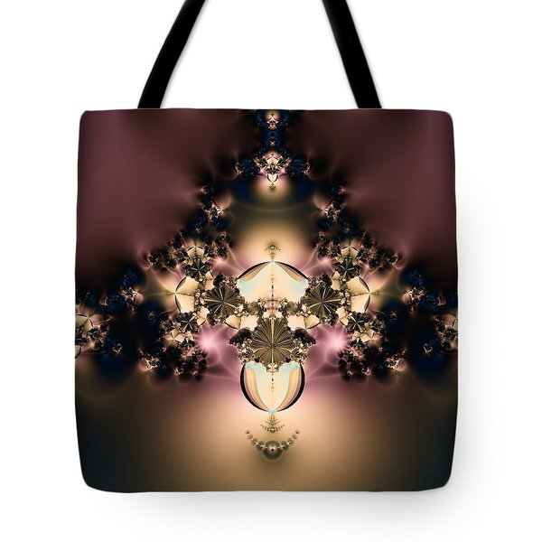 The Glow Within Tote Bag