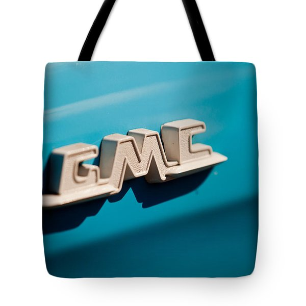 The Gmc Tote Bag by Melinda Ledsome