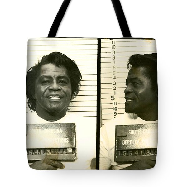The Godfather Of Soul Tote Bag