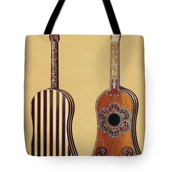 The Gold Temple Of The Principal Idol Tote Bag by Joseph Moore