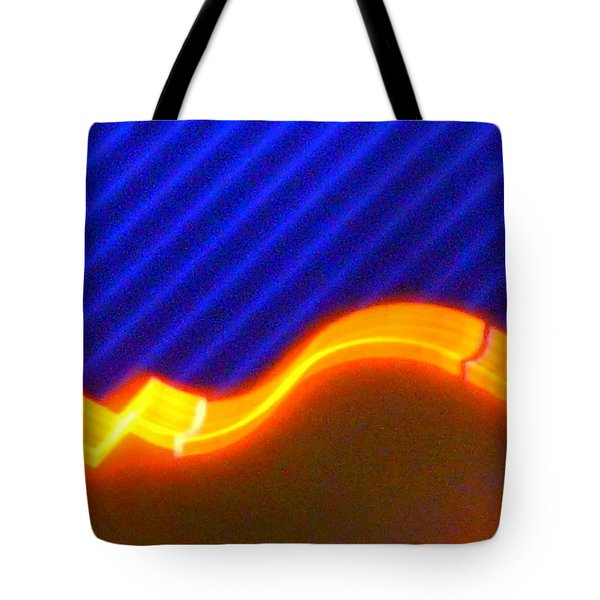 The Golden Belt Tote Bag by James Welch