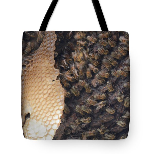 The Golden Hive  Tote Bag by Shawn Marlow