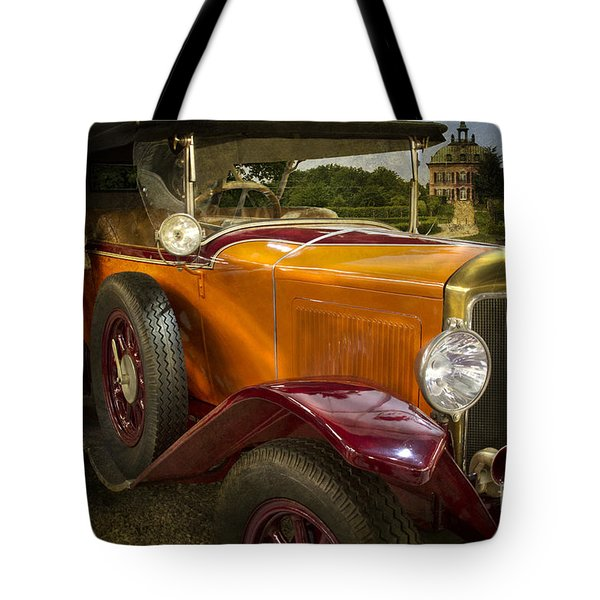 The Golden Twenties Tote Bag by Heiko Koehrer-Wagner