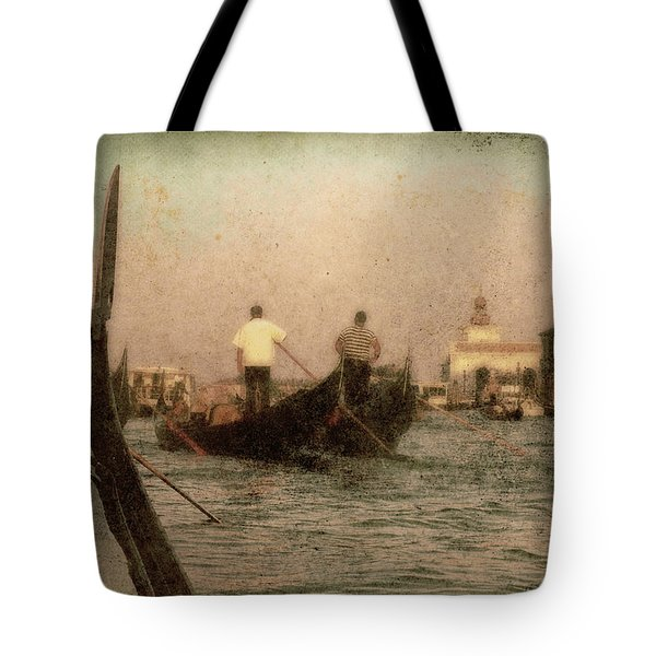The Gondoliers Tote Bag