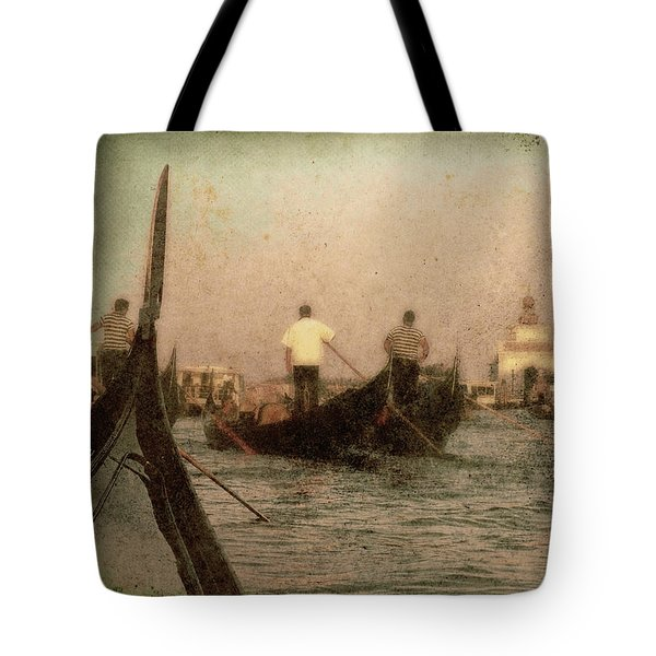 The Gondoliers Tote Bag by Micki Findlay