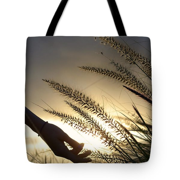 The Good Earth Tote Bag by Laura Fasulo