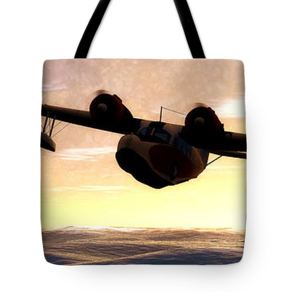 The Goose Tote Bag by Tim Fillingim