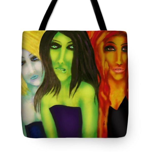 The Graduates Tote Bag