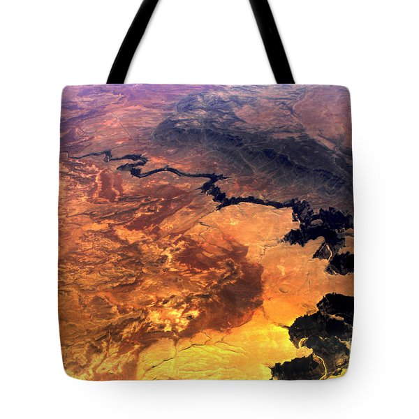 The Grand Beginning Tote Bag