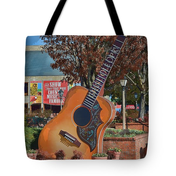 The Grand Ole Opry Tote Bag