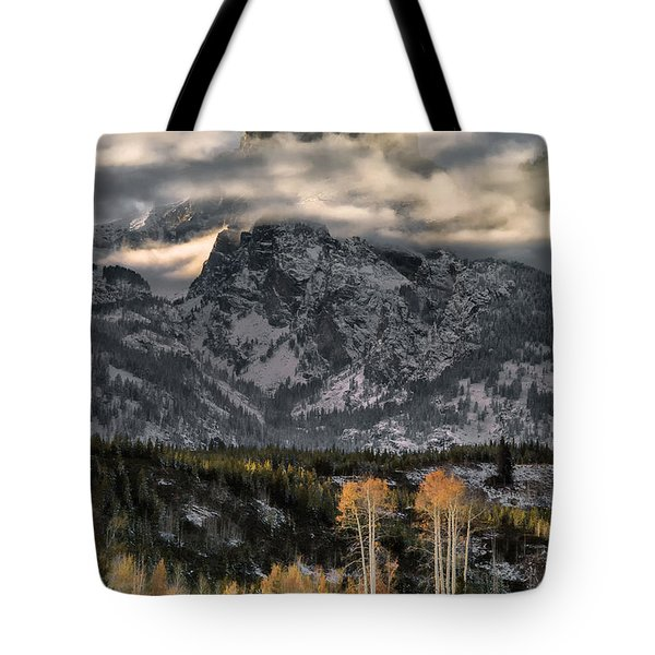 The Grand Teton Tote Bag