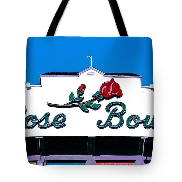 The Grandaddy Of Them All Tote Bag by Benjamin Yeager