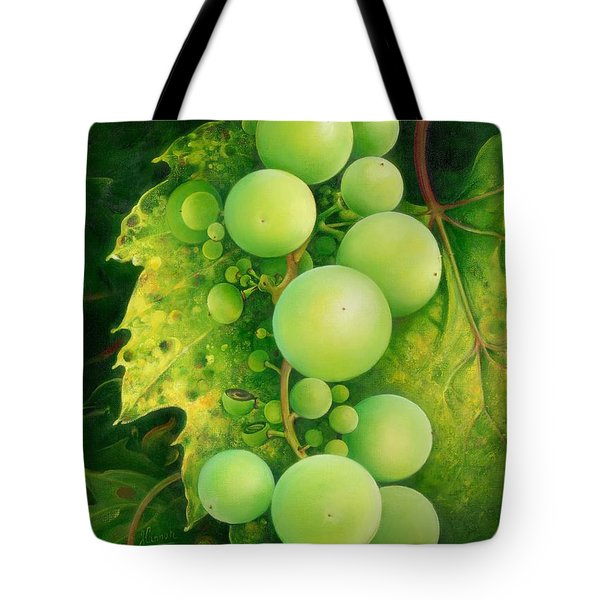 The Grapes Tote Bag