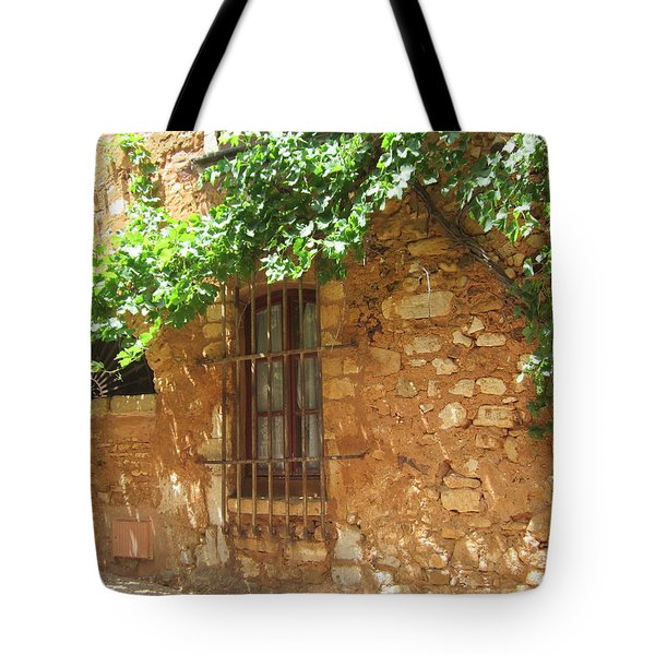 The Grapevine Tote Bag by Pema Hou