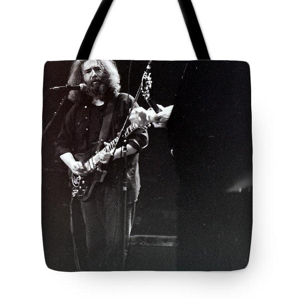 Tote Bag featuring the photograph The Grateful Dead - Fare Thee Well   by Susan Carella