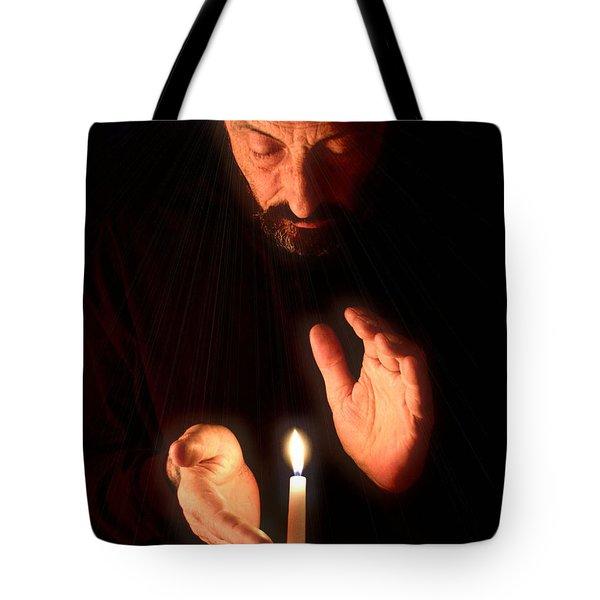 The Great Awakening Tote Bag