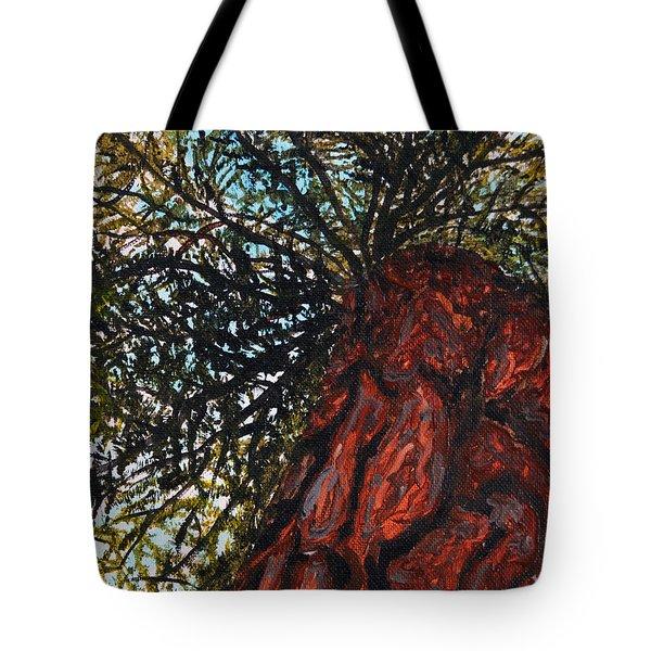 The Great Hemlock Tote Bag