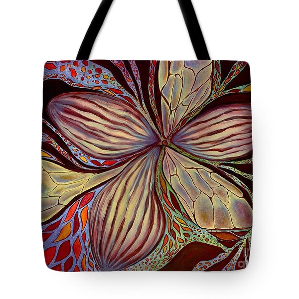 The Great Pollination Tote Bag