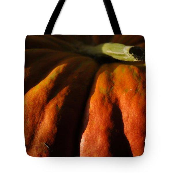 The Great Pumpkin Tote Bag by Luke Moore