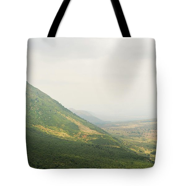 The Great Rift Valley Tote Bag