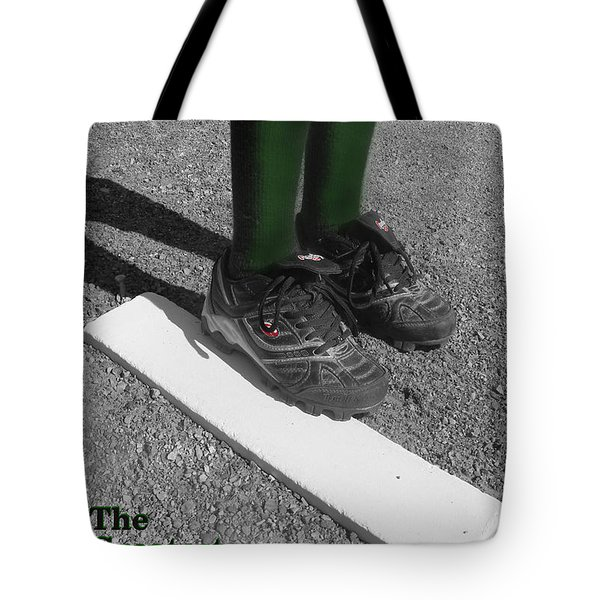 The Greatest Inning Ever Pitched Tote Bag