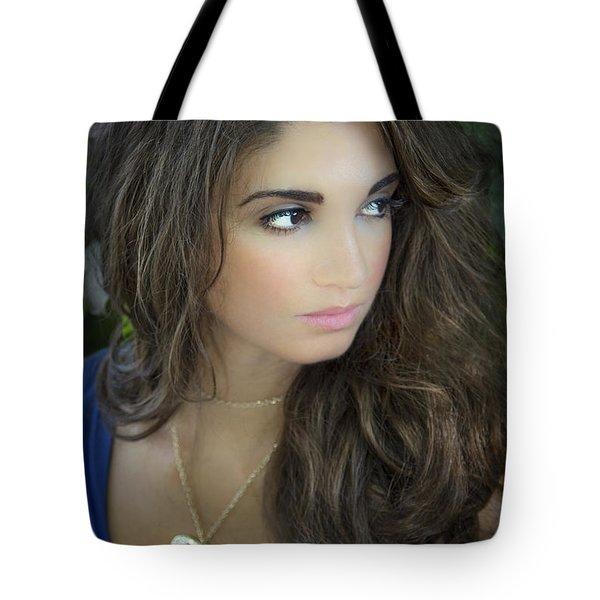 The Greek Goddess Tote Bag
