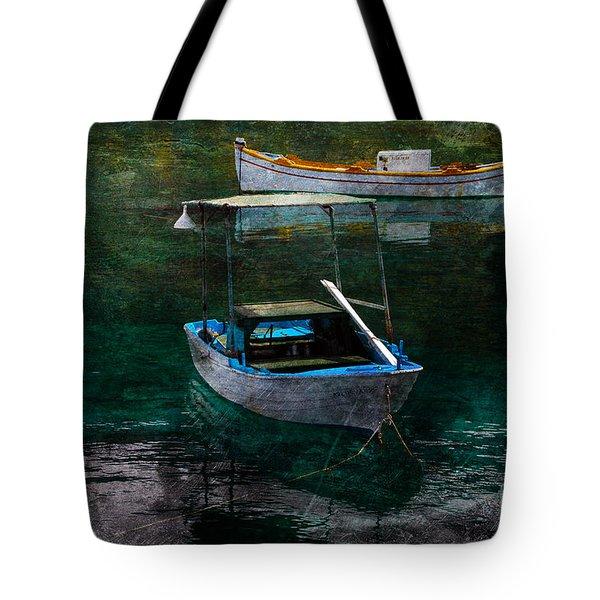 The Greek Way Tote Bag