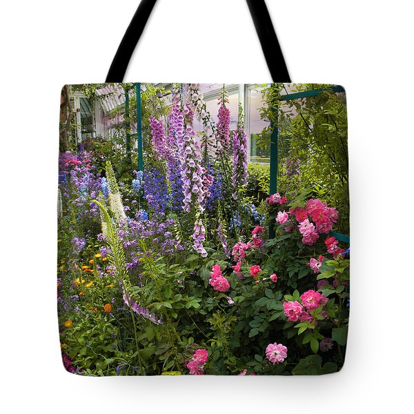The Greenhouse Tote Bag by Jessica Jenney