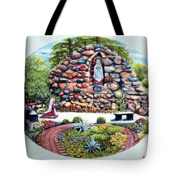 The Grotto Tote Bag