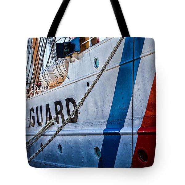The Guard  Tote Bag