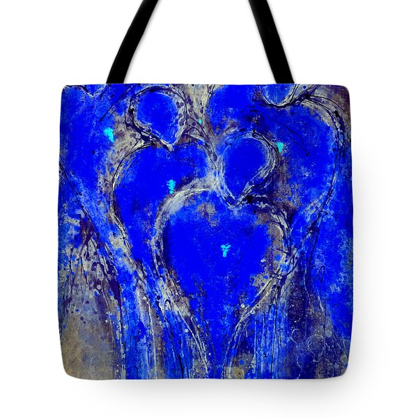 The Guardian Angels Of Mortals II Tote Bag