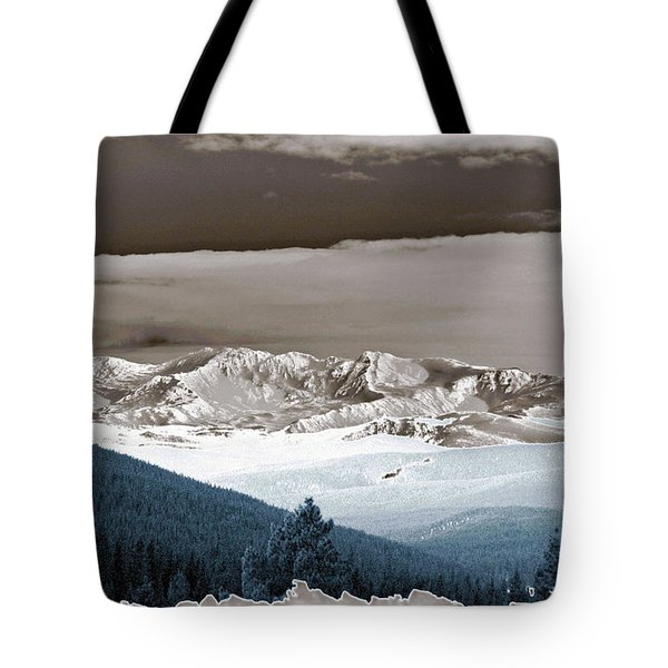 The Guardian Tote Bag by Jeremy Rhoades