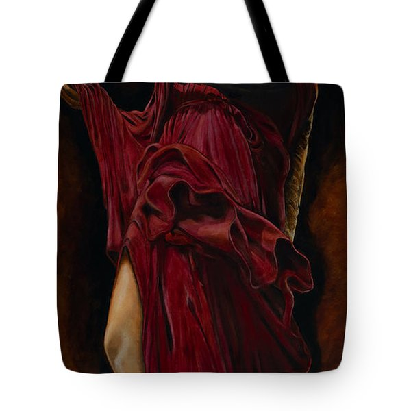 The Guardian Of My Soul IIi Tote Bag