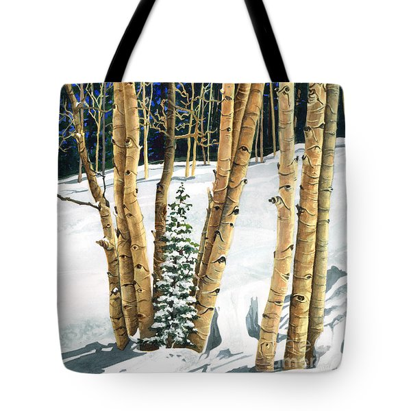 The Guardians Tote Bag by Barbara Jewell