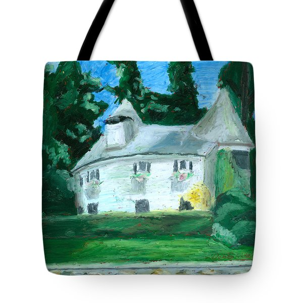 The Guest House Tote Bag